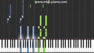 getlinkyoutube.com-How To Play - Hotel California - Piano Tutorial