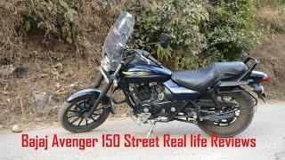 Bajaj Avenger 150CC Street - Real Life Experience Reviews | Is it Worth to Buy in 2017? |
