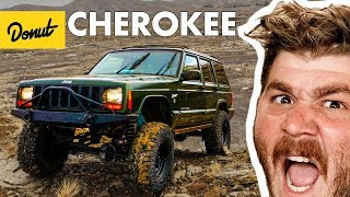 JEEP CHEROKEE - Everything You Need to Know | Up to Speed width=