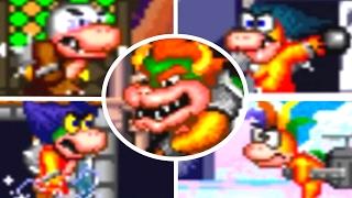 getlinkyoutube.com-Hotel Mario - All Bosses + Cutscenes HD