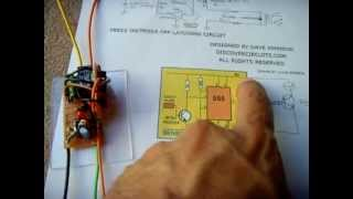 getlinkyoutube.com-Single Contact LATCHING Touch Switch - ON / OFF