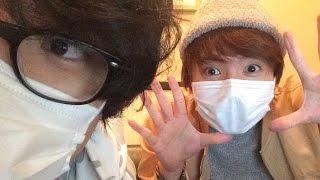getlinkyoutube.com-大阪に来てるので出張ラジオ!【赤ぺんラジオ】2016/12/4