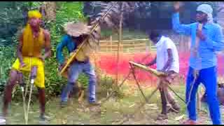 getlinkyoutube.com-santali funy comedy video song | by kamal chare