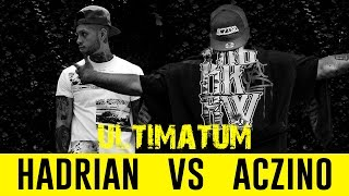 getlinkyoutube.com-Hadrian vs Aczino | Ultimatum 2015  COMPLETA
