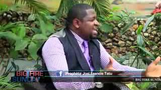 getlinkyoutube.com-Spéciale Big Fire Sunday avec le prophète Joel Francis Tatu