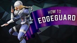 getlinkyoutube.com-Edge-Guarding - Super Smash Academy