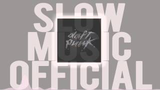 Daft Punk - One More Time (Slow Edition)