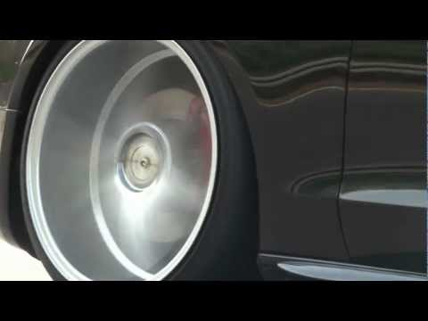 Audi A5 S5 Fahrvideo mbDESIGN KV1 - die Konkave Version 1