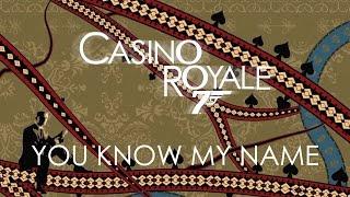 getlinkyoutube.com-Casino Royale - Chris Cornell - You Know My Name