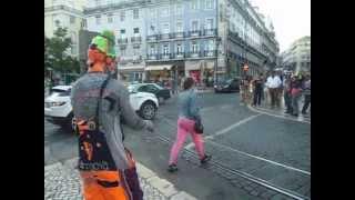 getlinkyoutube.com-Mimo Karcocha in Lisbon - Portugal 2013