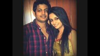 getlinkyoutube.com-Simar (Deepika) WITH HER REAL LIFE HUSBAND Sasural Simar Ka 6 JUNE 2016
