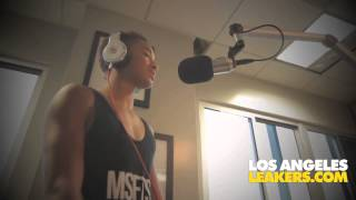 Jaden Smith - LA Leakers Freestyle