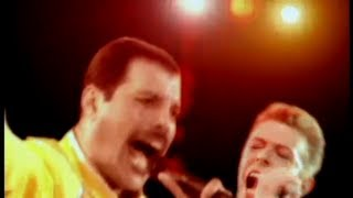 getlinkyoutube.com-Queen & David Bowie - Under Pressure (Classic Queen Mix)
