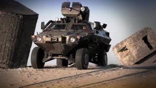 getlinkyoutube.com-Otokar - Cobra 4X4 Armoured Vehicle Promo [1080p]