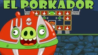 getlinkyoutube.com-EL PORKADOR! - Bad Piggies Weekend Challenge