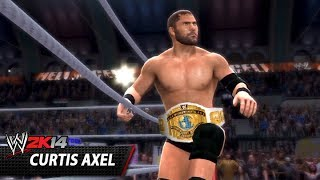 WWE 2K14 Community Showcase: Curtis Axel (PlayStation 3)