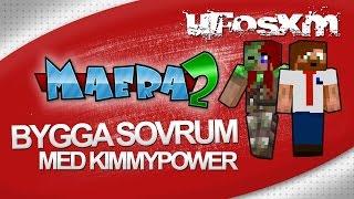 getlinkyoutube.com-Maera 2 - #7 - Bygga sovrum med KimmyPOWER