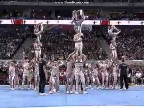 UP Pep Squad - UAAP Cheerdance Competition 2012