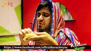 getlinkyoutube.com-Types of PIZZA EATERS By Karachi Vynz Official