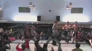 getlinkyoutube.com-The Young Bucks Vs Chris Sabin & Matt Sydal ★ PWG Black Cole Sun 2014 ★ Highlights