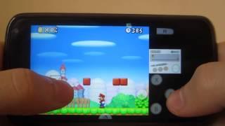 getlinkyoutube.com-New Super Mario Bros Gameplay on Drastic DS Emulator + Download Links