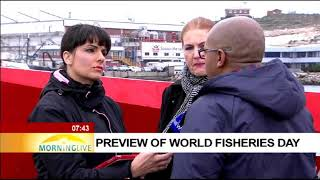 Preview of World Fisheries Day 2017 - Aquaculture farms