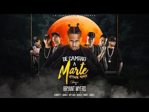 la llamada remix ft brytiago almighty bryant myers y darkiel de noriel Letra y Video