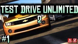 getlinkyoutube.com-Test Drive Unlimited 2 Parte 1 | empezando a jugar