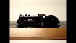 getlinkyoutube.com-Roco 62226 Tw1 (BR57) DCC z dźwiękiem