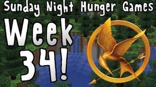 getlinkyoutube.com-Minecraft: Sunday Night Hunger Games Week 34