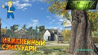 getlinkyoutube.com-Fallout 4 Обзор мода Sanctuary New Town 1.0 ( Nexus Mods ) / Новая версия Сэнкчуари ( пока сыро )
