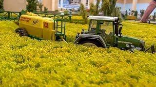 getlinkyoutube.com-RC Tractor Dreamland! BIG ACTION at Farmworld Fehmarn!