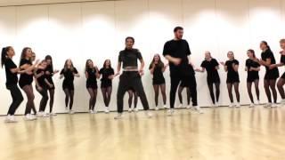 getlinkyoutube.com-Major Lazer - Light it up Choreography by Radig Badalov │ Ivana Santacruz & HouseofRa