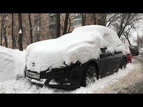 """Как попасть в автомобиль? Что будет, если включить """"щетки""""!?"""