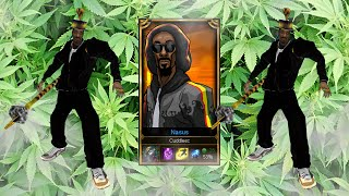 getlinkyoutube.com-SNOOP DOGG NASUS SKIN - League Of Legends
