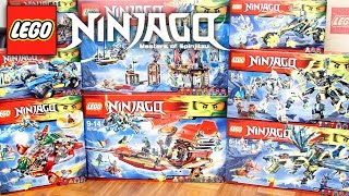 getlinkyoutube.com-2015 레고 닌자고 택배왔져염~ 고스트 닌자 신제품 LEGO NINJAGO Toy Shopping Preview