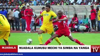 UCHAMBUZI: Mechi ya Simba na Yanga Hali Ikoje Mpaka sasa width=