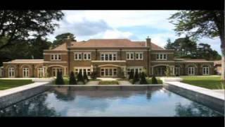getlinkyoutube.com-6 Bed Luxury Property Video St George's Hill Estate Weybridge   Octagon Property Video
