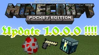 getlinkyoutube.com-[Review] Minecraft PE 1.0.0.0 có gì mới ???