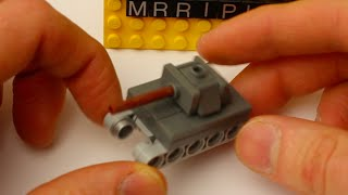 micro Pz 3 lego instruction