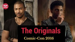 The Originals 4ª temporada: Charles Michael Davis e Yusuf Gatewood