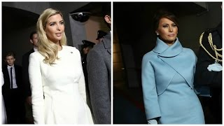 The Symbolism of Melania and Ivanka Trump's Inauguration Style
