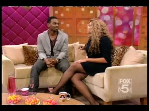 Bill Bellamy on The Wendy Williams Show 10-6-2009 PART 1 of  2