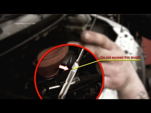 Land Rover servicing tips, tricks & tools - Changing the oil and filter? - Oil Viscosity Information