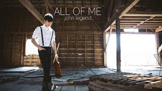 getlinkyoutube.com-All of Me - John Legend - Violin and Guitar Cover - Daniel Jang