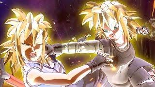 getlinkyoutube.com-Female Future Super Saiyan Showdown!   Dragon Ball Xenoverse 2 Online Battles