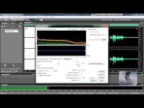 Tutorial Adobe audition 3 [Conseguir una excelente calidad de audio]parte1.mp4