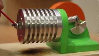 getlinkyoutube.com-Flammenfresser - DIY Vacuum engine