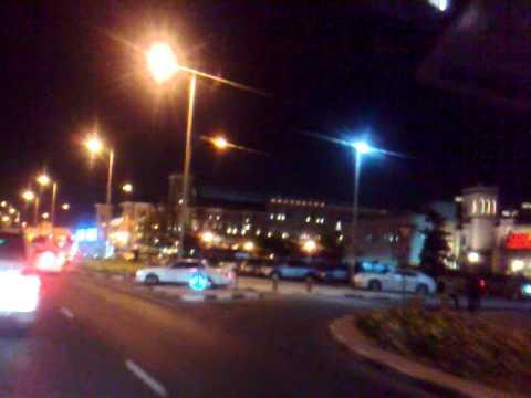Jokalian, Mubi & Rizwan driving on Jumeirah Beach Road Dubai..!!!