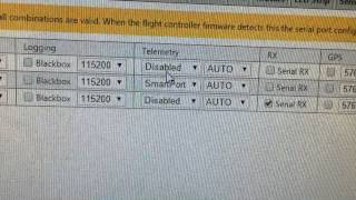 getlinkyoutube.com-SPR F3 cleanflight s-port telemetry with the x4r-sb receiver